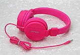 Наушники gorsun GS-778 pink, фото 2