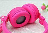 Наушники gorsun GS-778 pink, фото 5