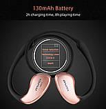 Bluetooth наушники Awei A885BL Rose Gold, фото 4