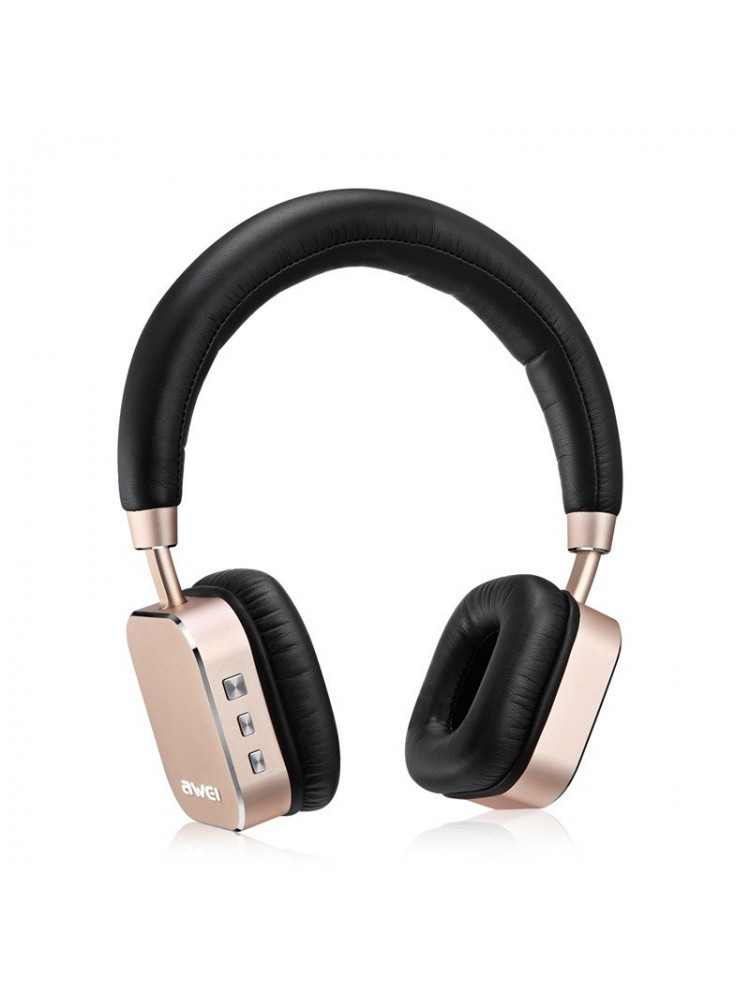 Bluetooth наушники Awei A900BL Rose Gold