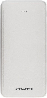 Power Bank AWEI P99K 10000 mAh White