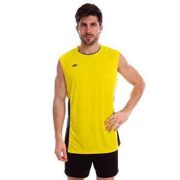 Форма волейбольная мужская (полиэстер, р-р M-4XL-155-185см(50-80кг), цвета в ассортименте)