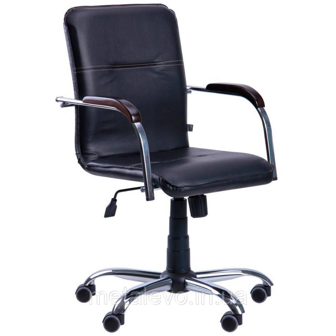 Офисное кресло для посетителей Самба (Samba) ТМ Новый Стиль