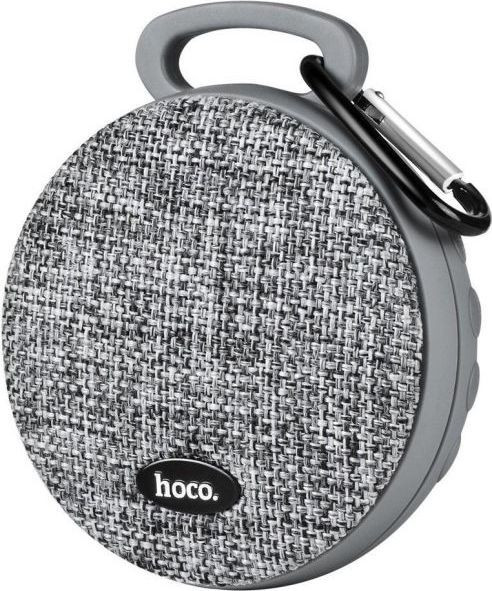 Портативная колонка Hoco BS7 MoBu sports Bluetooth Speaker Gray