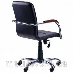 Офисное кресло для посетителей Самба (Samba) ТМ Новый Стиль, фото 2