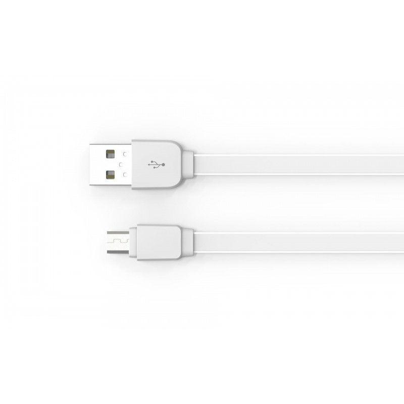Кабель Ldnio XS-07A microUSB-USB White