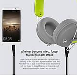 Bluetooth наушники Awei A800BL Grey, фото 4