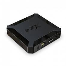 Приставка Smart TV Box X96Q Allwinner H313 2Gb/16Gb Black