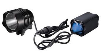Велосипедні ліхтарі і відбивачі