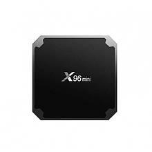 Приставка Smart TV Box X96 MINI S905W 1Gb/8Gb Black