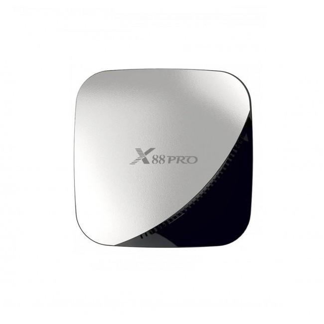 Приставка Smart TV Box X88 Pro RK3318 4Gb/64Gb Black