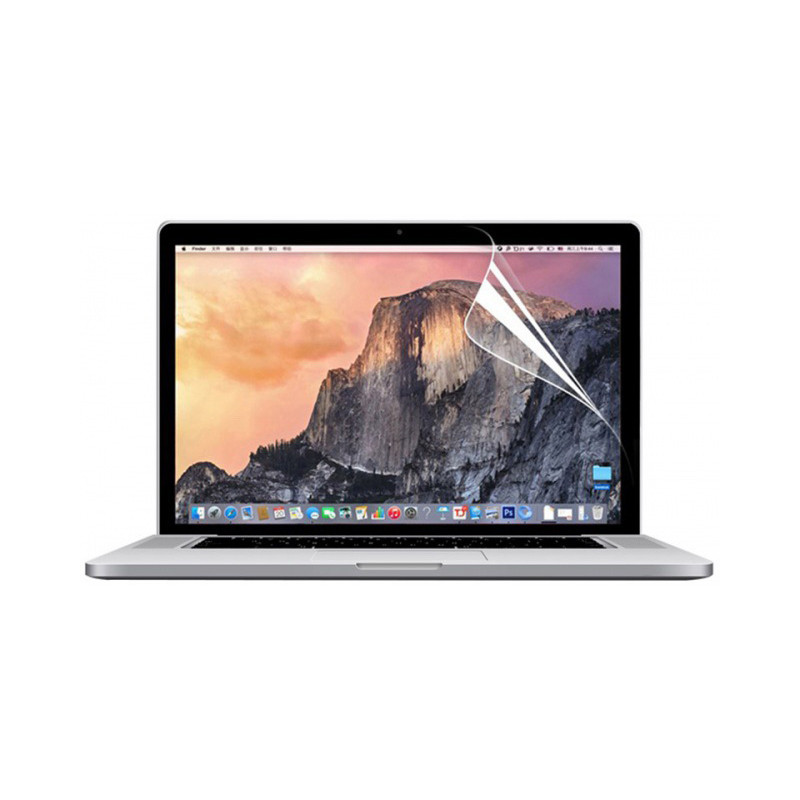 """Захисна плівка Baseus Screen Protector Packages For The New MacBook Air 12"""" Gold"""