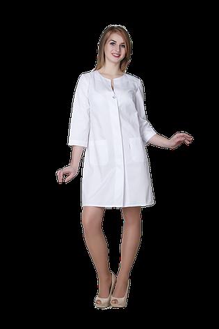 Медицинский женский халат Эмели, фото 2