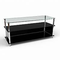 Мебель для ТВ из стекла модель Комо