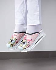 """Медицинская обувь сабо """"Sweetheart"""" c подошвой AirMax, фото 3"""