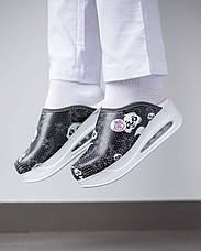 """Медицинская обувь сабо """"Panda"""" с подошвой AirMax, фото 2"""