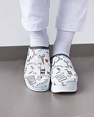 """Медицинская обувь сабо """"Health"""" c подошвой AirMax, фото 2"""