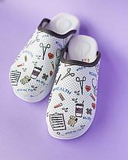 """Медицинская обувь сабо """"Health"""" c подошвой AirMax, фото 3"""