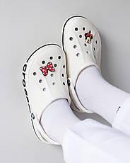 "Кроксы белые ""Bayaband Clogs"", фото 2"