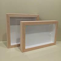 Глубокая рамка «Paint-30» 20х20 см, фото 1