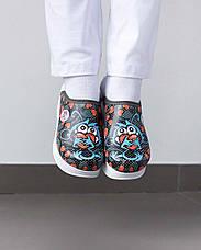 """Медицинская обувь сабо """"Black monkey"""" с подошвой AirMax, фото 2"""