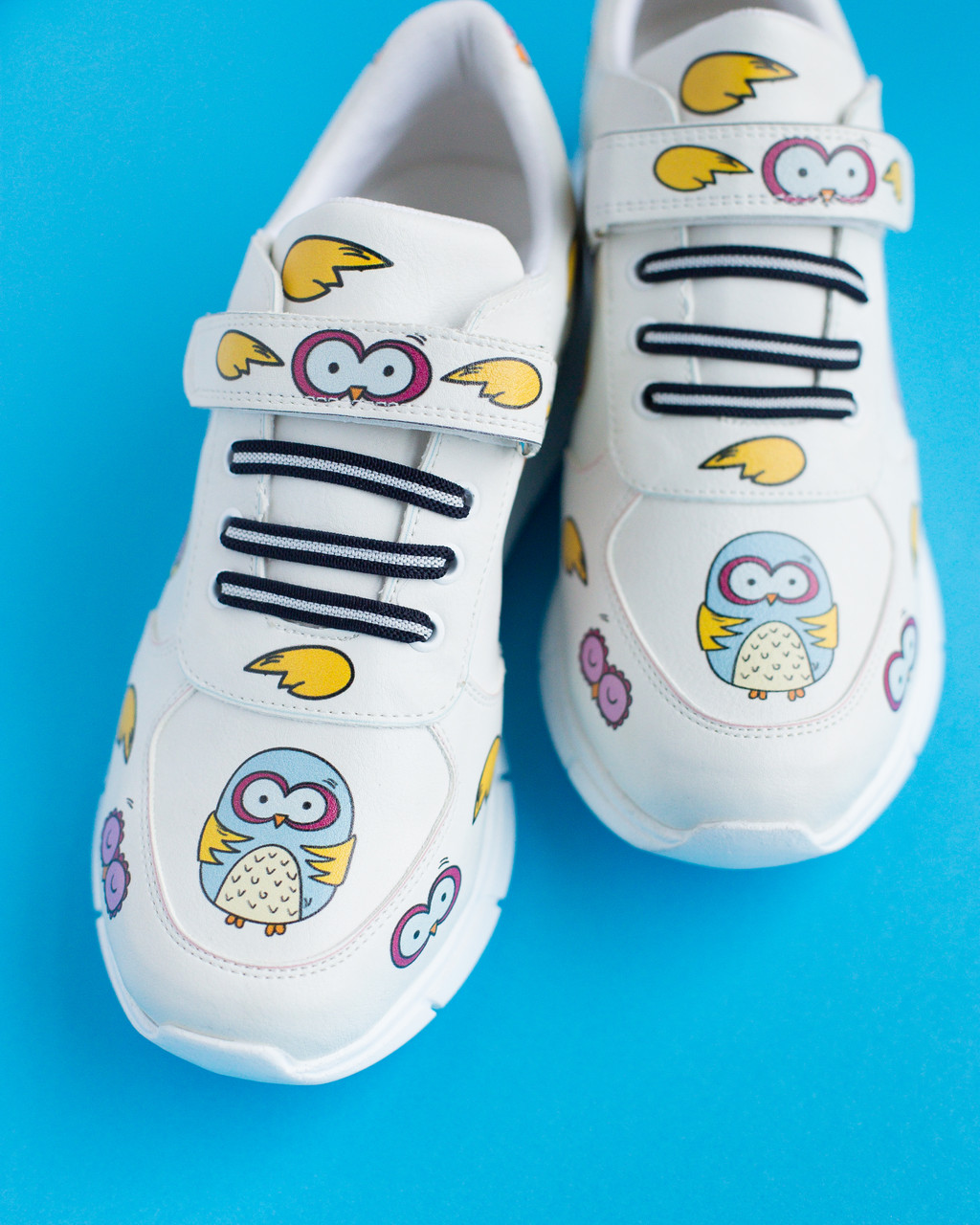 "Медицинские кроссовки ""Colored Owls"""