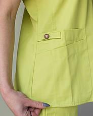 Медицинский женский костюм Toronto lime 40, 42, 44, фото 3
