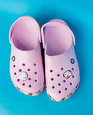 "Кроксы розовые ""Fun Lab Disney"", фото 2"