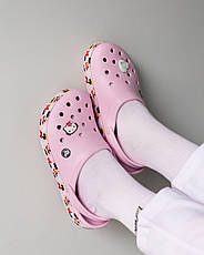"Кроксы розовые ""Fun Lab Disney"", фото 3"