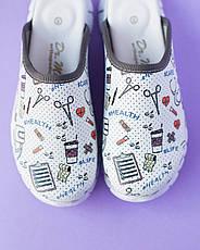 """Медицинская обувь сабо """"Health"""" с подошвой Lite, 36, фото 3"""