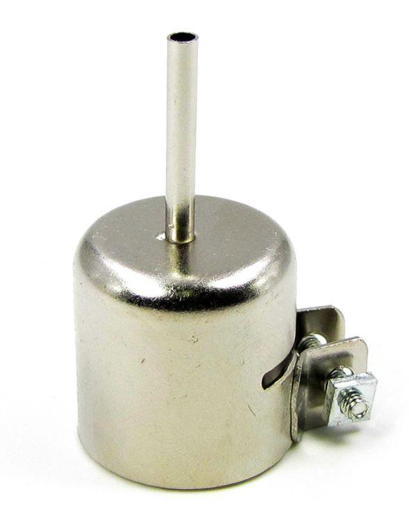 Насадка на фен компрессорной станции , трубка прямая, диаметр 3мм