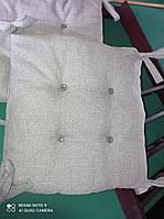 Подушки садовые для стульев лавочек табуреток декоративные