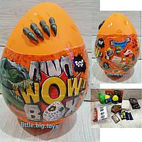 Креативный набор DINO WOW BOX