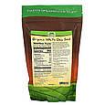 """Органічні білі насіння чіа NOW Foods, Real Food """"Organic White Chia Seed"""" (454 г), фото 2"""