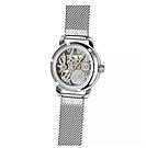 Женские часы Forsining механические часы скелетон, фото 4