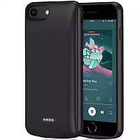 Портативная батарея для iPhone 6/6s/7/8/Se2020 Чехол зарядка аккумулятор для айфон 7 4000 мАч