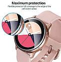 Гидрогель пленка 3шт для часов Samsung \Gear S3 S2 Sport Active 2 Бронированная гидрогелевая пленка, фото 3