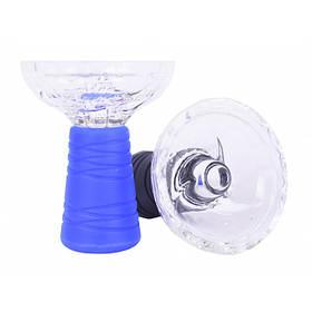 Стеклянная чаша для кальяна Yahya Diamond