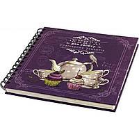 Кулінарна Книга для запису рецептів В5 144 аркуша (6) № KKP-3/1016/Рюкзачок/