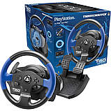 Игровой руль Thrustmaster T150 Force Feedback Official Sony licensed PC/PS4 Black (4160628), фото 4