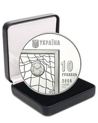 """Срібна монета НБУ """"Чемпіонат світу з футболу 2006"""", фото 2"""