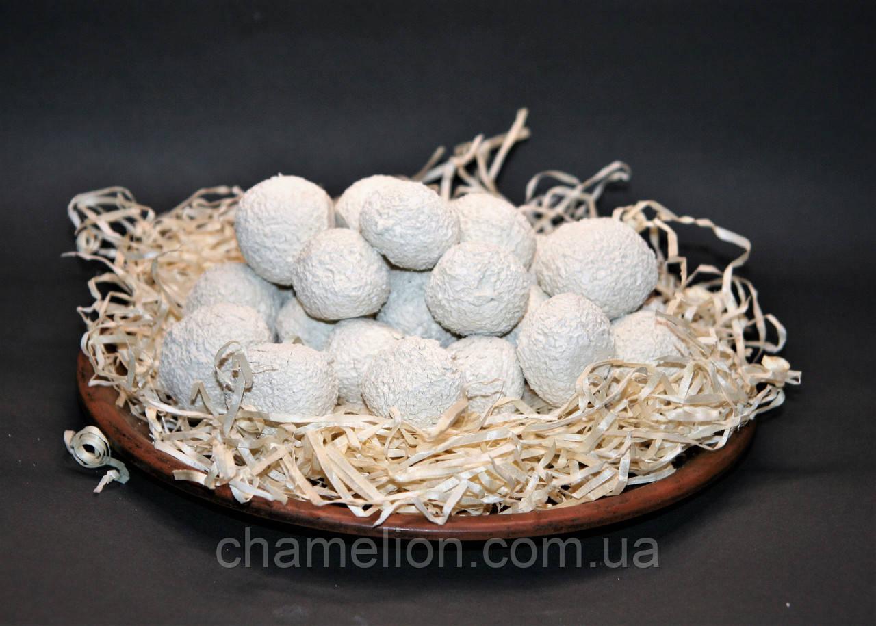Шарики из глины и мела 1 кг