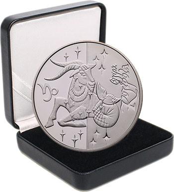 """Срібна монета НБУ """"Козеріг"""""""
