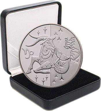 """Срібна монета НБУ """"Козеріг"""", фото 2"""