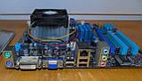 AM3 Материнская плата Asus M4A78LT-M LE + Процессор AMD Athlon II X4 640 @, фото 4