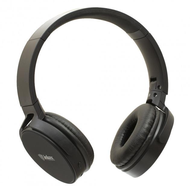 Наушники Bluetooth Inkax HP-06 беспроводные, стерео гарнитура черные
