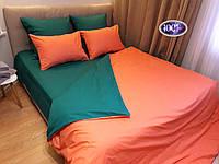 Набор постельного белья Сатин Дуэт однотонный сдо03Полуторный