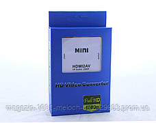 Sale! Конвертер с HDMI на AV 1080p- Новинка, фото 2