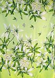 Пододеяльник из полиэстера двуспальный Зеленая лилия, фото 4