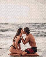Картина рисование по номерам Rainbow Art Влюбленные BK-GX35687 40х50 см Романтика, любовь набор для росписи